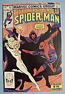 Spider-Man Comics - August 1983 - Cloak & Dagger (Image1)