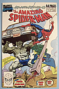 Spider-Man Comics -1989 Annual- Abominations! (Image1)