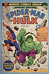 Spider-Man Comics -1980 - Spider-Man & The Hulk (Image1)
