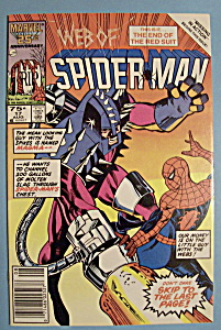Web Of Spider-man Comics - Aug 1986 - Magma Solution