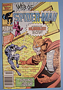 Web Of Spider-Man Comics - Oct 1986 - Humbug (Image1)