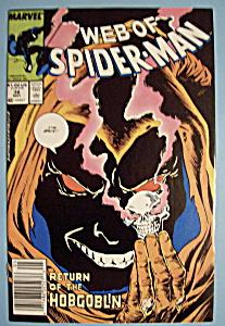 Web Of Spider-Man Comics -May 1988- Hobgoblin (Image1)