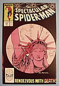 Spider-Man Comics - July 1988 - Kill Zone (Image1)