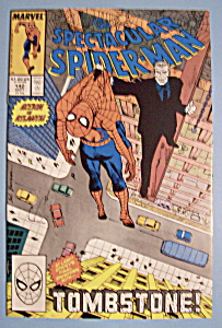 Spider-Man Comics - September 1988 - Tombstone (Image1)