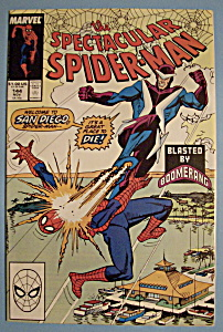 Spider-Man Comics - November 1988 - Boomerang (Image1)