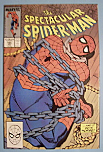 Spider-Man Comics - December 1988 - Boomerang Return (Image1)