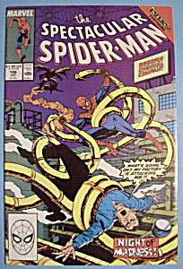 Spider-Man Comics - January 1989 - Demon Night (Image1)