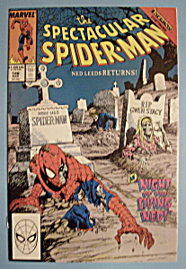 Spider-Man Comics - March 1989 - Living Ned (Image1)