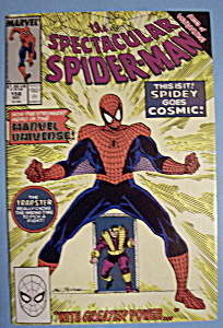 Spider-Man Comics - December 1989 - Spidey Goes Cosmic (Image1)