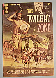 The Twilight Zone Comic - April 1968 - Tombstone Valley (Image1)