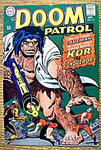 The Doom Patrol Comic #114-september 1967