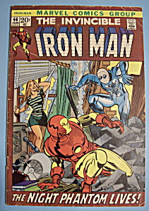 Iron Man Comics - January 1972 - Phantom (Image1)