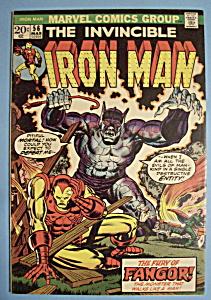 Iron Man Comics - March 1973 - Fangor (Image1)