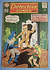 Detective Comics -August 1962- Wizard Of 1,000 Menaces (Image1)
