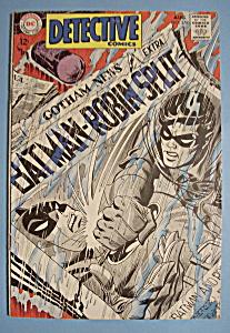 Detective Comics-Aug 1968-Batman & Robin Split (Image1)