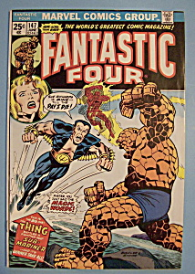 Fantastic Four Comics - June 1974 - Sub-mariner