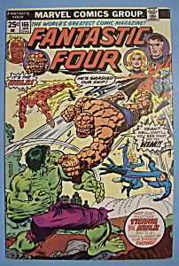 Fantastic Four Comics - January 1976 - The Hulk