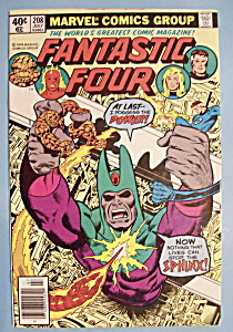 Fantastic Four Comics - July 1979 - The Sphinx (Image1)
