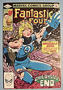 Fantastic Four Comics - August 1982 - Invisible Girl (Image1)