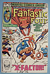 Fantastic Four Comics - January 1983 - X-factor