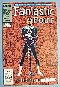 Fantastic Four Comics - Jan 1984 - Reed Richards (Image1)