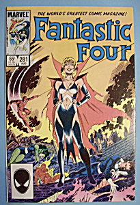 Fantastic Four Comics - August 1985