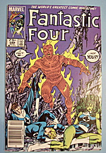 Fantastic Four Comics - April 1986 - Rip Wide The Sky