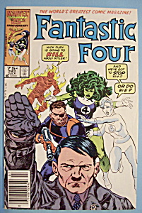 Fantastic Four Comics - July 1986 (Image1)