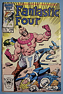 Fantastic Four Comics - Jan 1987 - Closer Than Brothers