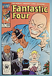 Fantastic Four Comics - March 1987 - Dearly Beloved