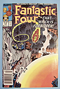 Fantastic Four Comics - July 1988 - Cold Storage (Image1)
