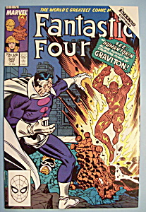 Fantastic Four Comics - Jan 1989 - Human Torch (Image1)