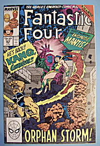 Fantastic Four Comics - Feb 1989 - Orphan Storm (Image1)