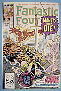 Fantastic Four Comics - March 1989 - Kang (Image1)