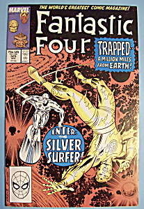 Fantastic Four Comics - April 1989 - Silver Surfer (Image1)