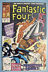 Fantastic Four Comics - May 1989 - Frightful Four (Image1)