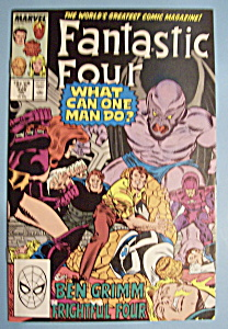 Fantastic Four Comics - July 1989 - Bad Dream (Image1)