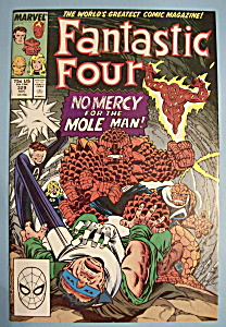 Fantastic Four Comics - Aug 1989 - The Mole Man (Image1)