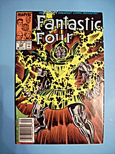 Fantastic Four Comics - Sept 1989 - Good Dreams (Image1)