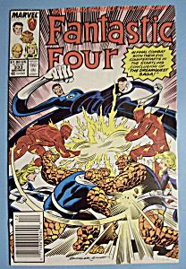 Fantastic Four Comics - Mid Nov 1989 - Dream Is Dead (Image1)