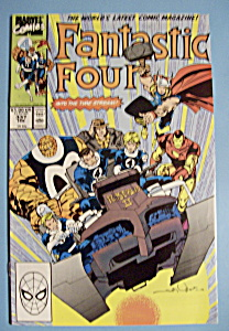 Fantastic Four Comics - Feb 1990 - Into The Time Stream