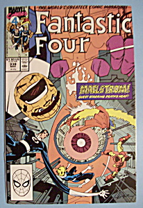 Fantastic Four Comics - March 1990 - Maelstrom