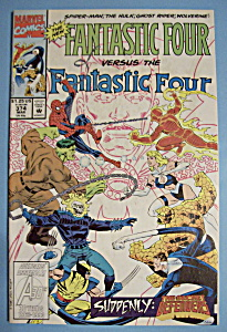 Fantastic Four Comics - March 1993 - Secret Defenders