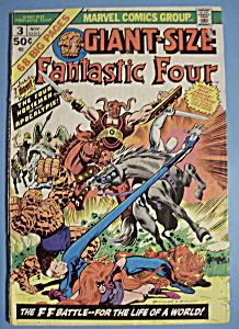 Fantastic Four Comics - Nov 1974 (Image1)