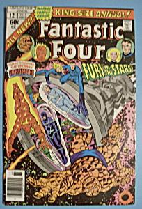 Fantastic Four Comics - 1977 - Uncanny Inhumans (Image1)