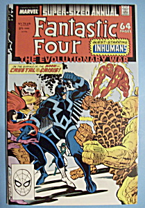 Fantastic Four Comics - 1988 - Crystal Blue Persuasion