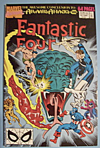 Fantastic Four Comics - 1989 - For Crown And Conquest (Image1)