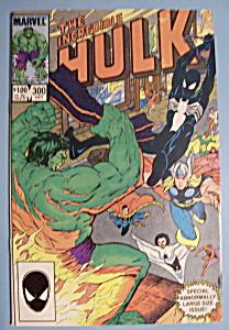 The Incredible Hulk Comics - October 1984 (Image1)
