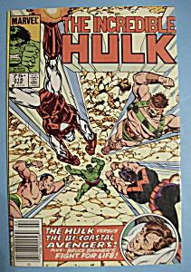 The Incredible Hulk Comics - February 1986 (Image1)