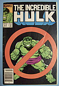 The Incredible Hulk Comics - March 1986 (Image1)